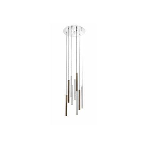 Zumaline lampa wisząca LED LOYA wielokolorowy P0461-09C-B5SB, kolor Złoty