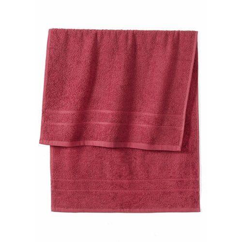 Bonprix Ręczniki z ciężkiego materiału jeżynowy