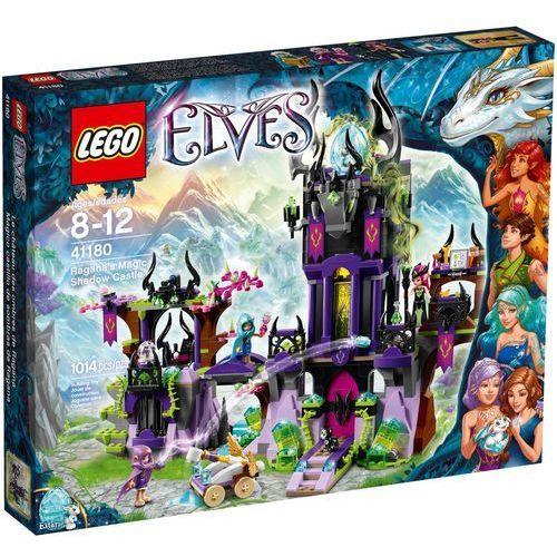 Lego ELFY Elves, magiczny zamek ragany 41180