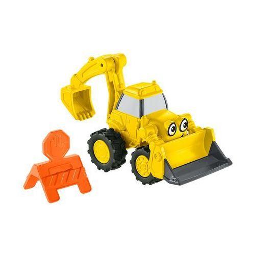 Bob Budowniczy, Koparka, mały pojazd budowlany