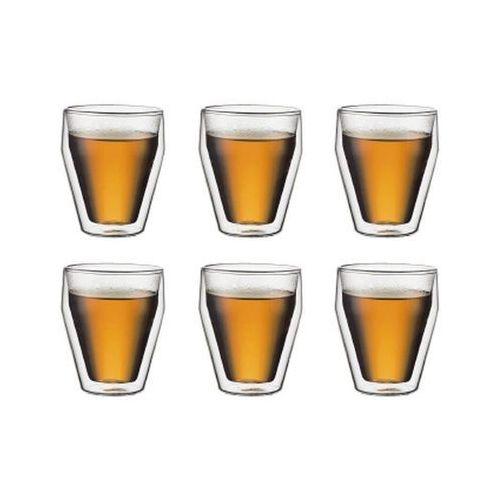 Bodum - titlis - zestaw 6 szklanek, 0,25 l