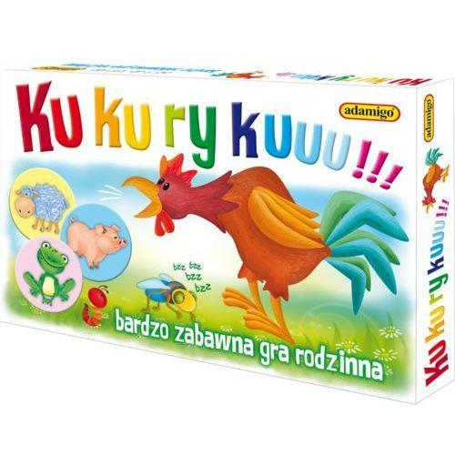 Kukuryku Gra Towarzyska. - produkt z kategorii- Gry planszowe