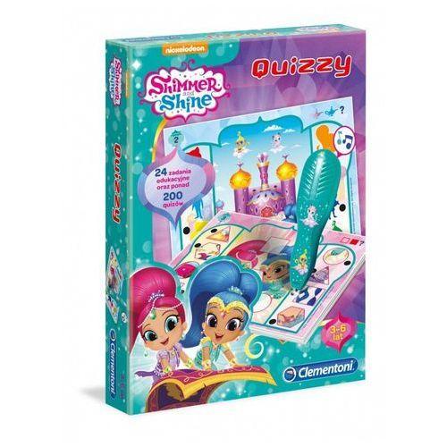 Clementoni Quizy shimmer i shine -