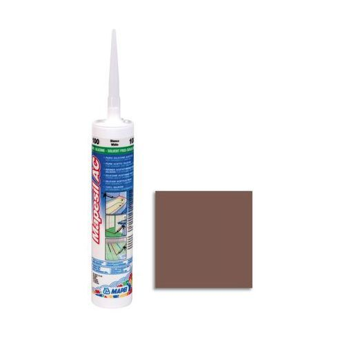 Silikon sanitarny MAPESIL AC 143 Cynamonowy MAPEI, 4814391
