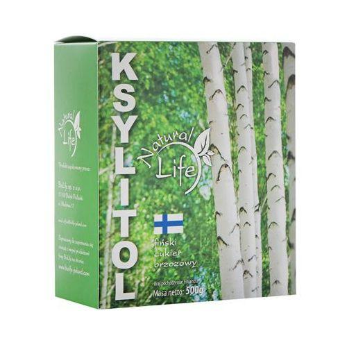 Natural life 500g ksylitol fiński cukier brzozowy marki Biolife