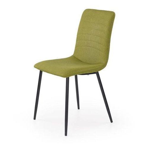Krzesło k251 - loft - zielony marki Halmar