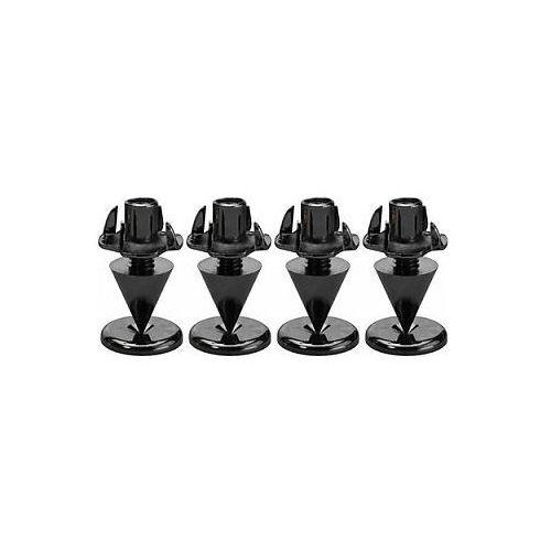 Monacor SPS-10/SC, zestawy kolców głośnikowych (4 szt.)