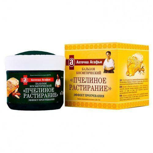 Agafii balsam kosmetyczny pszczeli jad-przeciwreumatyczny 75ml marki Apteczka agafii