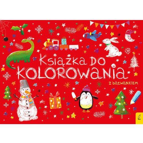Praca zbiorowa Książka do kolorowania z bałwankiem- bezpłatny odbiór zamówień w krakowie (płatność gotówką lub kartą). (9788328059368)