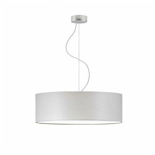 Lysne Lampa wisząca do pokoju hajfa fi - 60 cm - kolor jasny szary