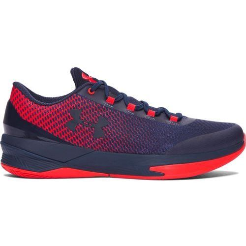 Buty Under Armour Charged Controller - 1286379-410 - fioletowo - czerwone, kolor fioletowy