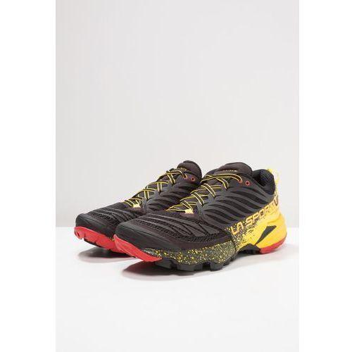 La sportiva akasha but do biegania żółty/czarny buty do swimrun (8020647513857)