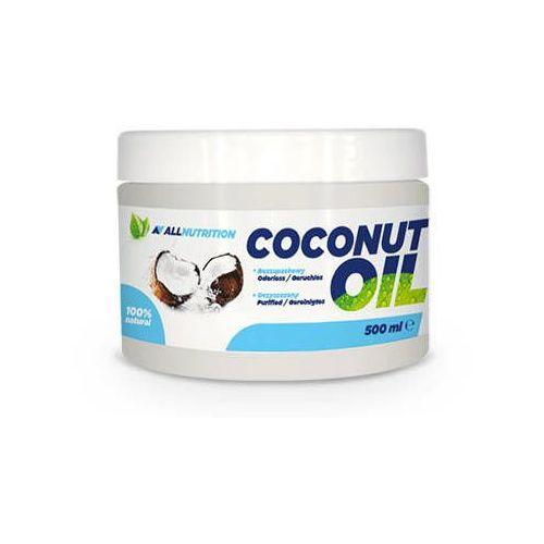 olej kokosowy rafinowany 500ml marki Allnutrition
