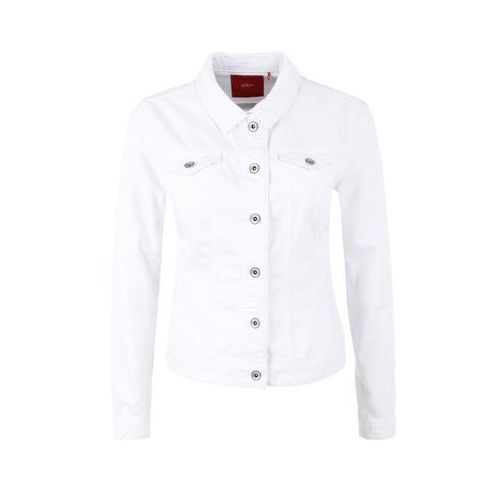 s.Oliver kurtka damska 36 biały, bawełna