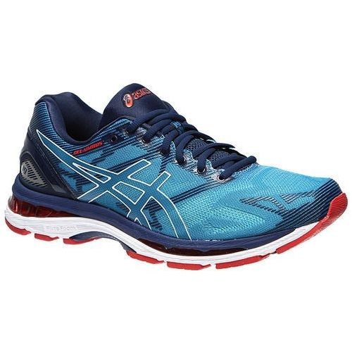 Asics Gel-Nimbus 19 Blue / White / Indigo Blue