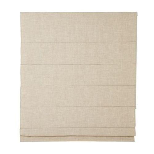 Roleta rzymska GoodHome Soyo 60 x 160 cm kremowa