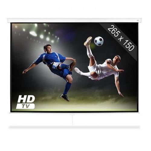 "Frontstage sls-120, ekran projekcyjny, 120"", 265 x 150 cm"