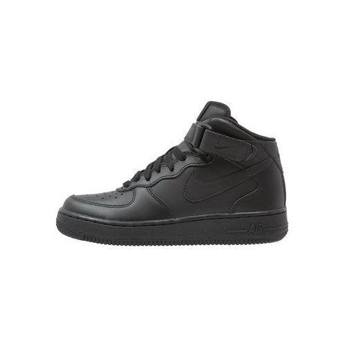 Nike Sportswear AIR FORCE 1 Tenisówki i Trampki wysokie noir (0823233225251)