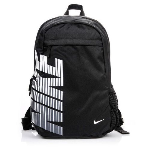 Plecak Nike CLASSIC SAND BA4864-001 czarny, białe logo