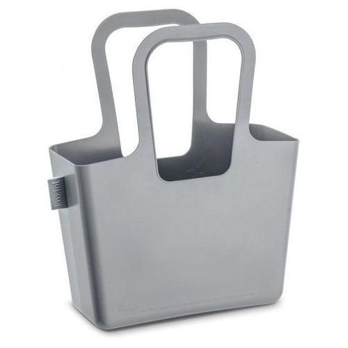 Wielofunkcyjna torba na zakupy, plażę taschelino - kolor szary, marki Koziol