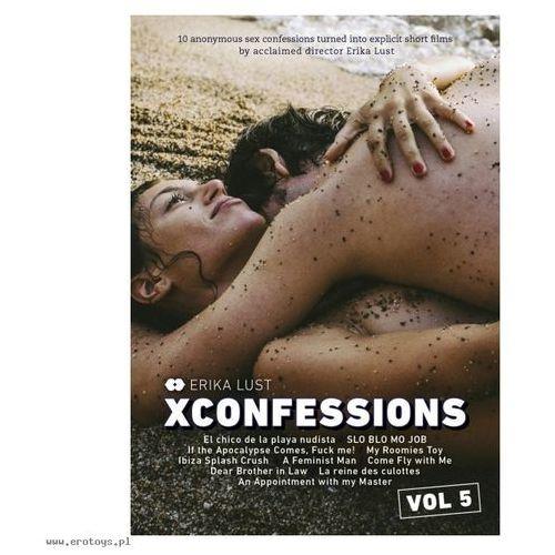 DVD Erika Lust - XConfessions vol. 5, 2800404