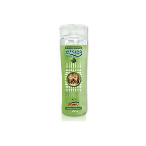szampon premium dla psów do sierści długiej i miękkiej 200ml marki Certech