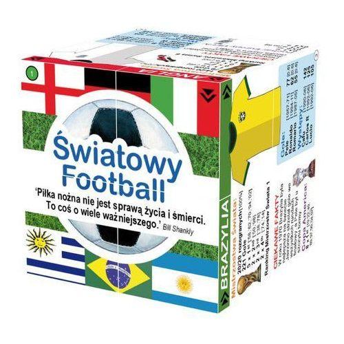 Cube book statystyki światowego futbolu poziom 3 zaawansowany marki Bigjigs toys