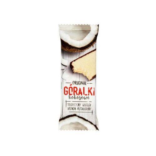 Góralki kokosowe wafelek przekładany kremem o smaku kokosowym 50 g marki I.d.c. polonia s.a.
