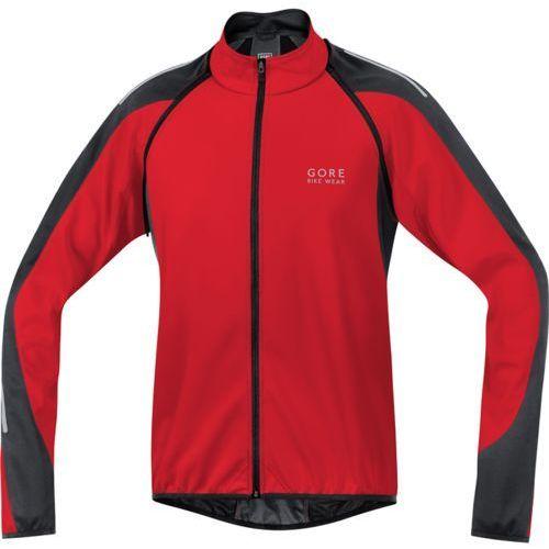 phantom 2.0 kurtka softshell mężczyźni czerwony m kurtki softshell marki Gore bike wear