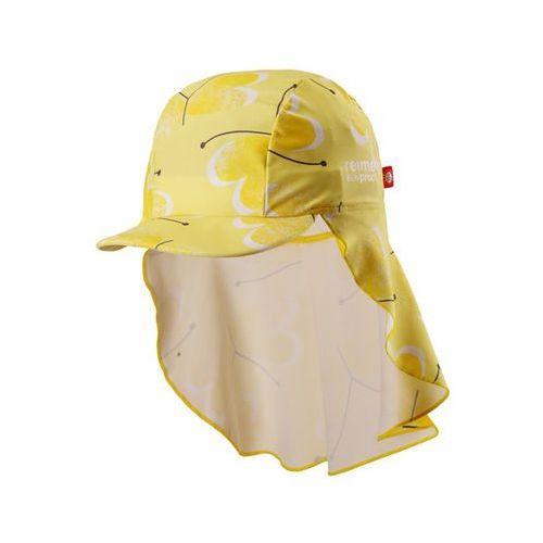 Kapelusz przeciwsżoneczny octopus żółty - żółty marki Reima