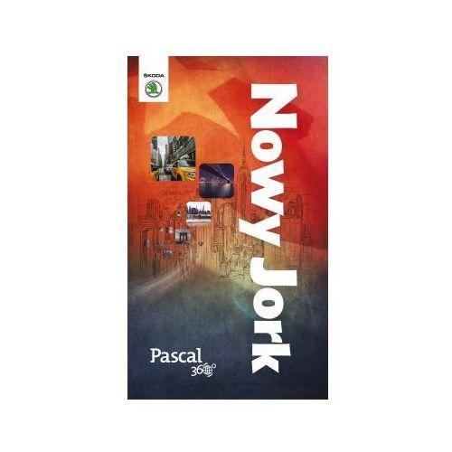 Nowy Jork - Pascal 360 stopni (2014) - Dostępne od: 2014-11-21 (192 str.)