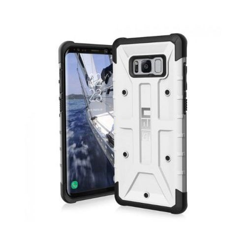 Urban armor gear Etui pathfinder case do samsunga galaxy s8 plus biały (0854332007011)