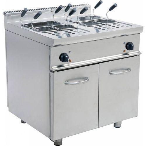 Saro Urządzenie do gotowania makaronu | 2 x 28 litrów | 80x70x85cm | 400v | 14kw