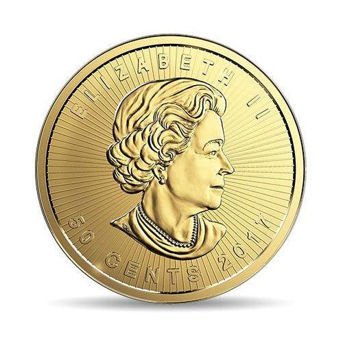 Kanadyjski liść klonowy maplegram 1g - wysyłka 24 h! marki Royal canadian mint