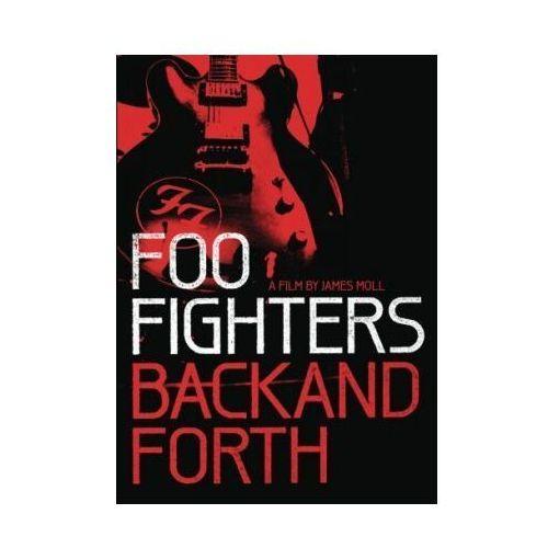 Back And Forth (DVD) - James Moll. DARMOWA DOSTAWA DO KIOSKU RUCHU OD 24,99ZŁ