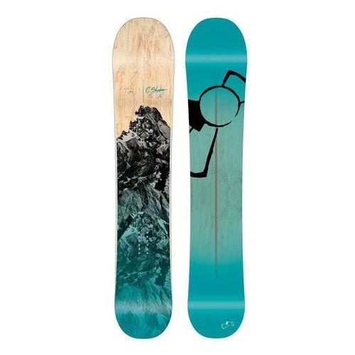 snowboard CAPITA - Charlie Slasher Pow Fk Multi (MULTI) rozmiar: 161