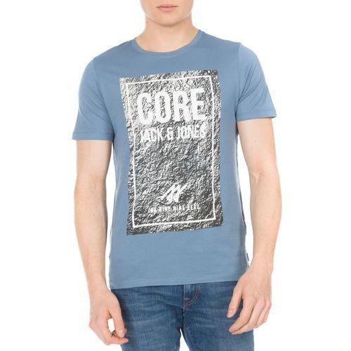 Jack & Jones Nero-Otto Koszulka Niebieski S, 1 rozmiar