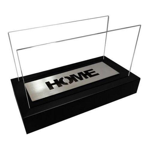 Biokominek Home czarny (5905279687301)