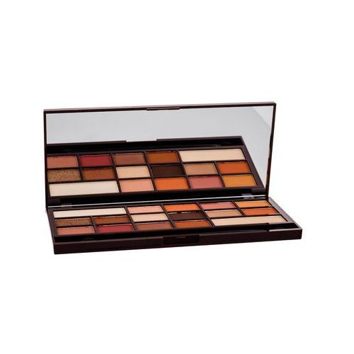 Makeup revolution chocolate orange, czekoladowa paletka cieni 22g (5057566012058)