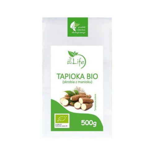 Biolife 500g tapioka mąka z manioku bio
