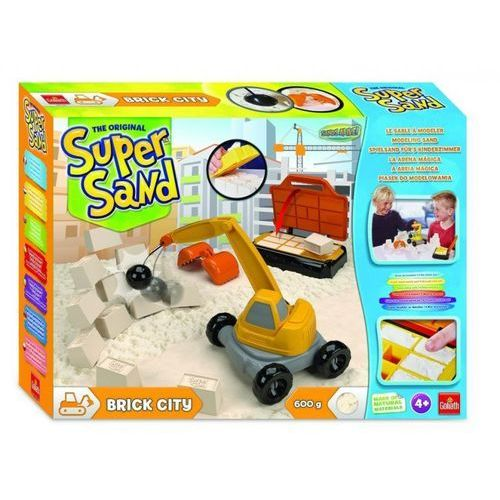 Super Sand - Miasto z cegieł