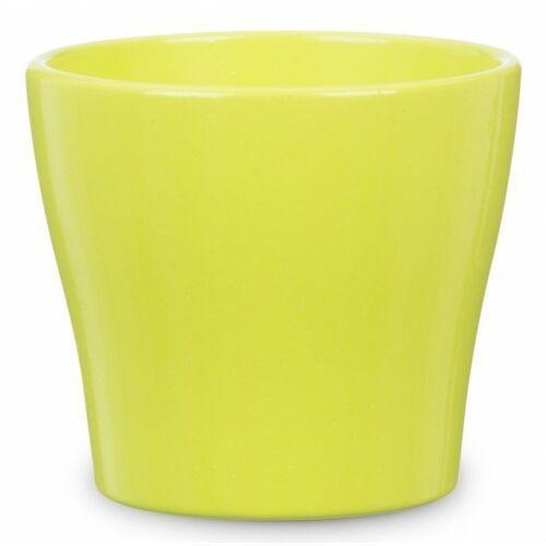 Osłonka Scheurich 808 Mini Wild Yellow 07 żółta (4002477422534)