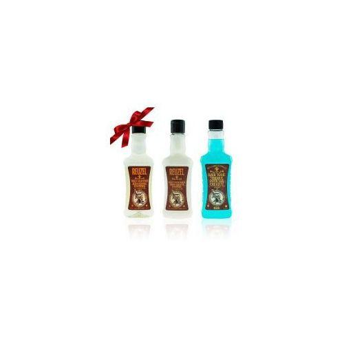 Prezent: Reuzel - szampon + odżywka + tonik utrwalający - sprawdź w wybranym sklepie