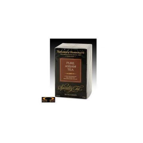 Herbata  pure assam 50 torebek wyprodukowany przez Taylors of harrogate