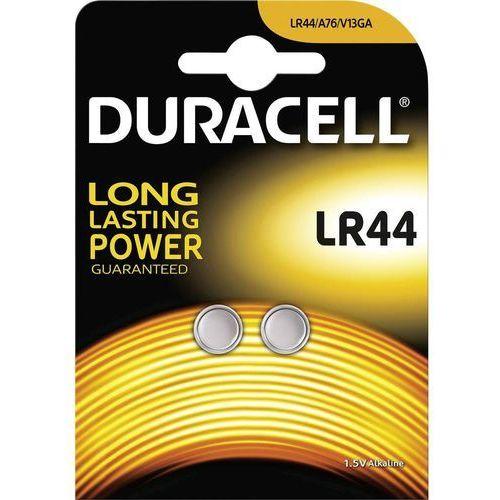 2 x bateria alkaliczna mini Duracell G13 / LR44 / A76 (5000394504424)