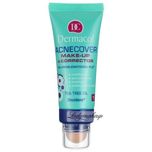 Dermacol - Acnecover Make-Up & Corrector - Podkład i korektor - 1