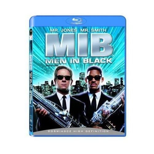 Faceci w czerni (Blu-Ray) - Barry Sonnenfeld (5050629451061)