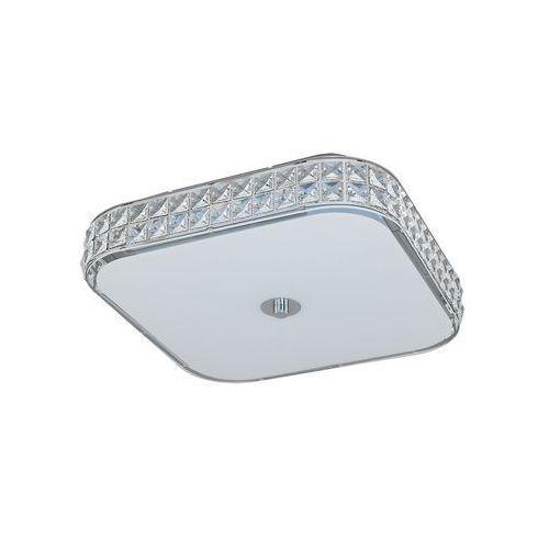 Plafon Eglo Cardillo 96004 lampa oprawa sufitowa 1x23,5W LED biały/chrom, 96004