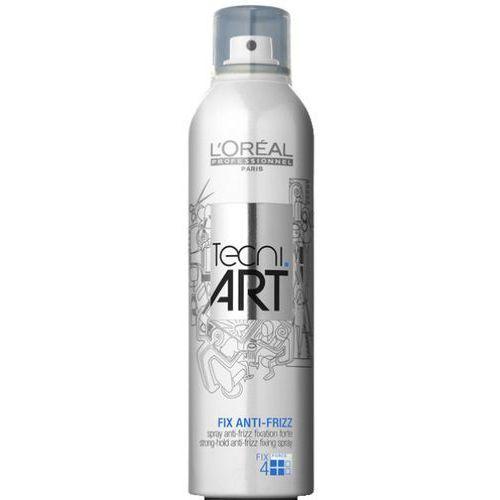 Loreal fix anti-frizz - spray chroniący włosy przed wilgocią 250ml (3474630624979)