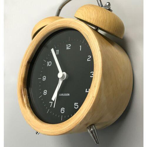 Zegar budzik classic bell marki Karlsson